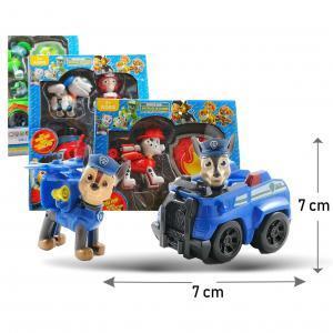 POW Patrol, set de muñecos, niños, niñas, juguetes