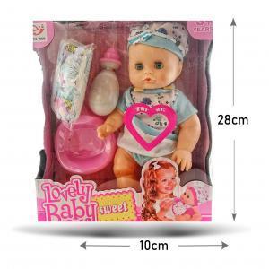 Muñeca Lovely Baby Perfecta para Niñas