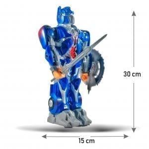 Robot Transformers Optimus Prime | Movimiento y Sonido