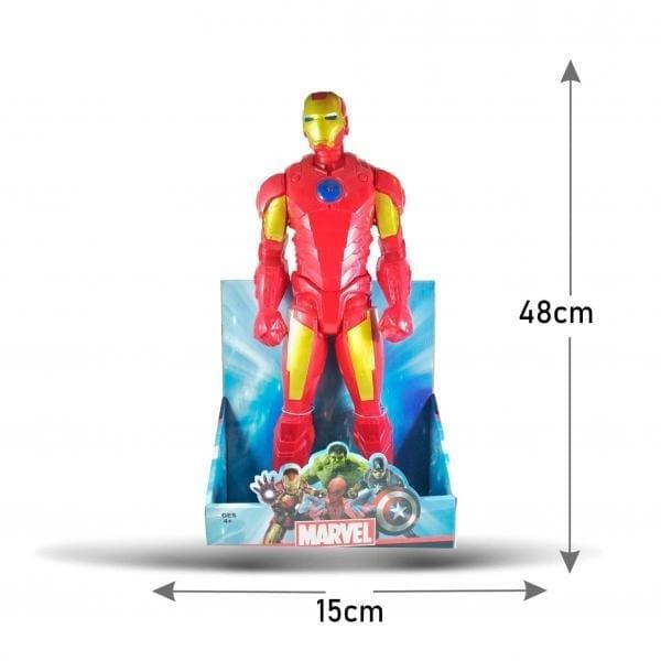 super grande Iron pag-min