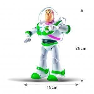 Robot Buzz Lightyear Juguete Luces y Sonido