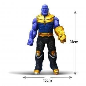 Thanos súper héroes juguete sorpresa