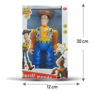 Robot Woody Movimiento y Sonido