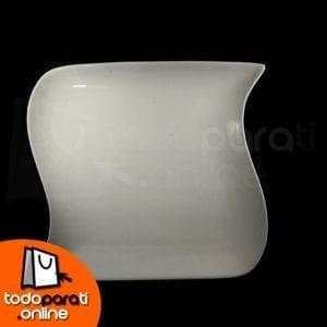 plato ce ceramica, porcelana, plato de forma