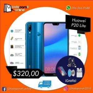 Huawei P20 Lite con Regalos