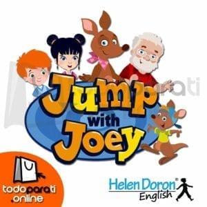 Curso de Inglés Helen Doron Módulo Jump With Joey