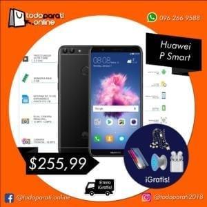 Promoción Huawei P Smart
