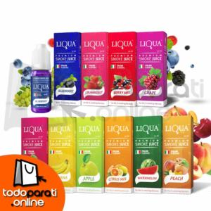 Esencias Liqua Sabores Frutas 10ml