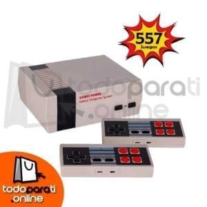 Retro Consola EONY 557 Juegos