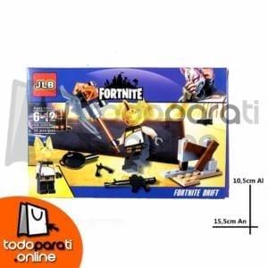 Figuras Lego JLB Fortnite