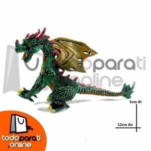 figura dragon pvc rain dragon
