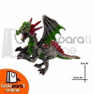 figura dragon pvc thunder dragon