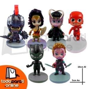 Figuras Súper Heroes