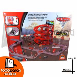 pista racing track games Cars2