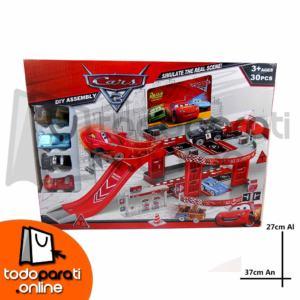pista rapid racing cars
