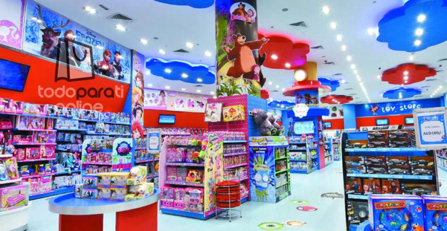 Consejos para escoger una tienda de juguetes