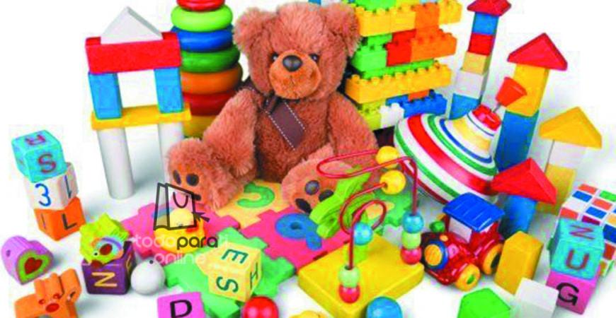 Importancia de los juguetes en la infancia