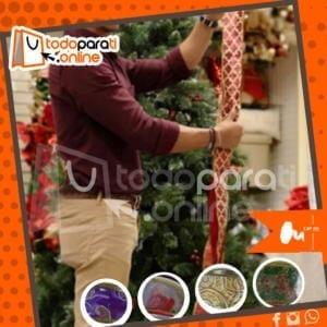 Cintas navideñas decorativas