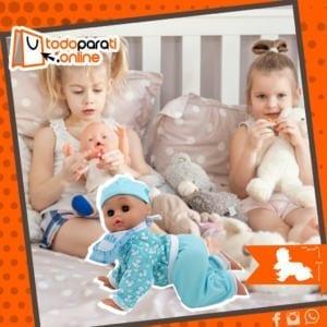 muñeca bebe cherubic baby