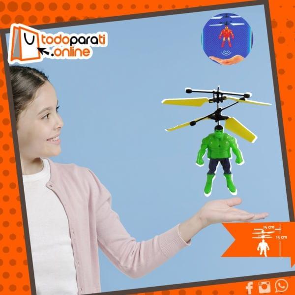 Juguete Volador Hulk