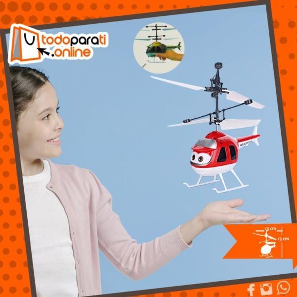 Mini Helicoptero volador