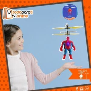 Juguete Volador Spiderman