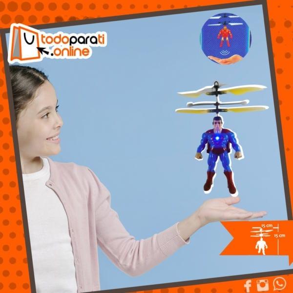 Juguete Volador Superman