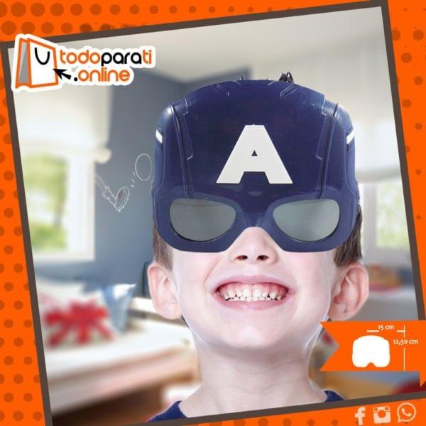 Mascara o Careta de Capitán América