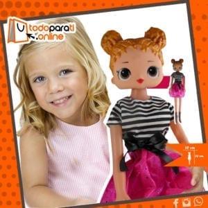 muñecas lol grandes, lol, niñas, juguetes
