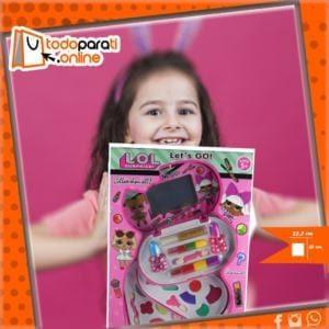 maquillaje lo, maquillaje, lol, niñas, juguetes