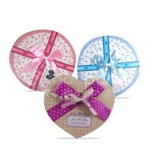 Cajas de regalo corazon